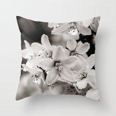 Little Whites ~ No.2 Throw Pillow