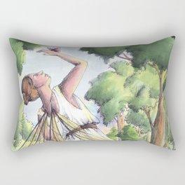 Dancing fairy Rectangular Pillow