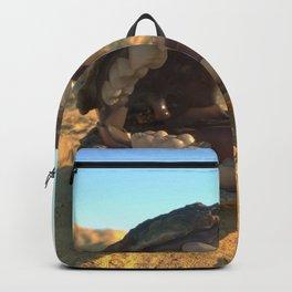 Skullptures VII Black Pearl Backpack