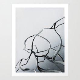 Organics 3 Art Print