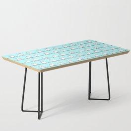 Bunnies Yoga Coffee Table