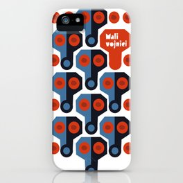 Glory to Yugoslavian design iPhone Case