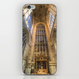 Bath Abbey iPhone Skin