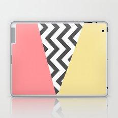 Color Blocked Chevron 2 Laptop & iPad Skin