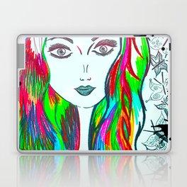 Kiss My Southern Sass Laptop & iPad Skin