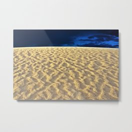 White Sands XII Metal Print