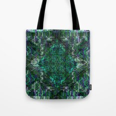 Blue-n-Black Tote Bag