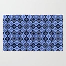 Geometric pattern , Margaux 1 Rug