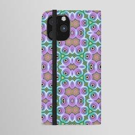 Symmetrical Art // Geometric Art // 2021_005 iPhone Wallet Case