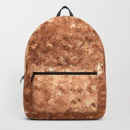 Damasque Gold Backpack