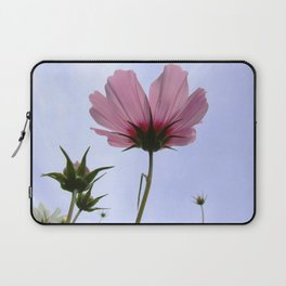 Below the Cosmos Laptop Sleeve