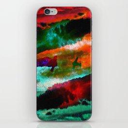 Kamikaze iPhone Skin