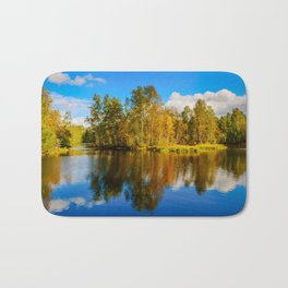 Indian summer Bath Mat