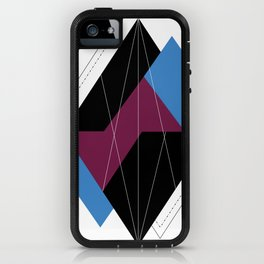 Midnight Tones iPhone Case