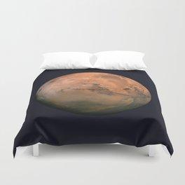 Mars Duvet Cover