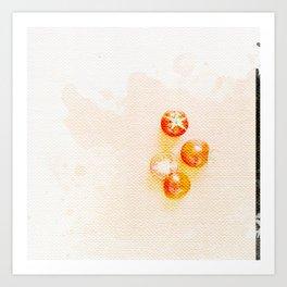 Cherry Oh! Art Print