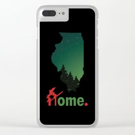 Rockford Proud Clear iPhone Case