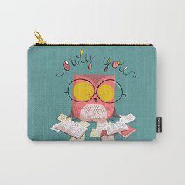 Owly You Carry-All Pouch