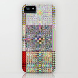 "Cos(Sin(j) × i ÷ k + Cos(i) × j ÷ n) × 0.7    [""TV""] iPhone Case"