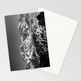 Mt. Blanc (Mono) Stationery Cards