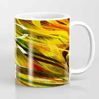 camo Mugs featuring CAMO CALI by Chrisb Marquez