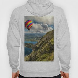 Snowdon Hot Air Balloon Hoody