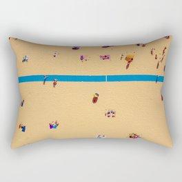 Tanning Days  Rectangular Pillow