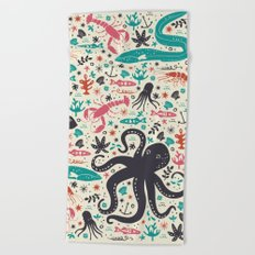 Sea Patrol Beach Towel