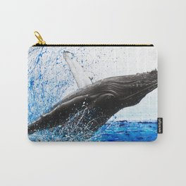 Moreton Whale Dance Carry-All Pouch