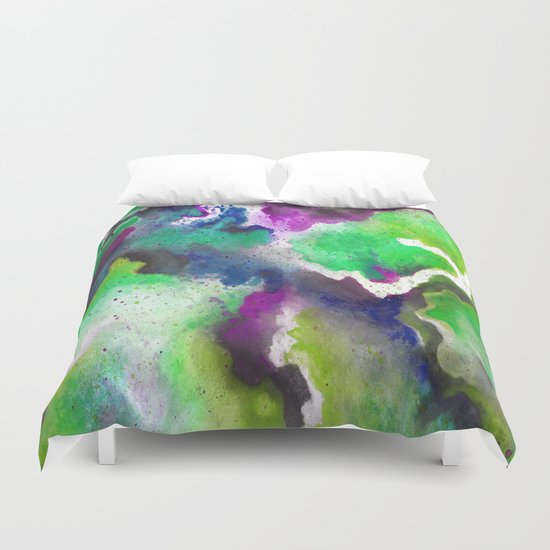 Nothing To Do Duvet Cover