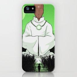 Heart Chakra. iPhone Case
