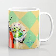 You Found Your Stitchy Bug Mug