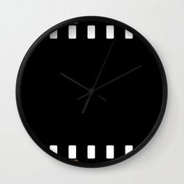 CUSHION OR PILLOW - FILM Wall Clock