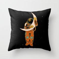 My Moon Throw Pillow