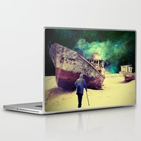 ship Laptop & iPad Skins featuring Ship by Cs025