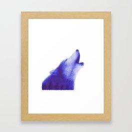 Animal N.4 Framed Art Print