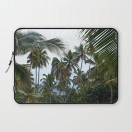 Place of Refuge Palm Trees Laptop Sleeve