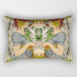 The Feather Rectangular Pillow