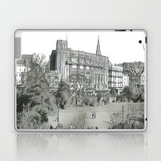 Bournemouth Gardens Laptop & iPad Skin