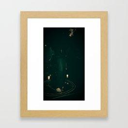 Pact Framed Art Print
