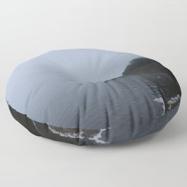 Lost Dusk Floor Pillow