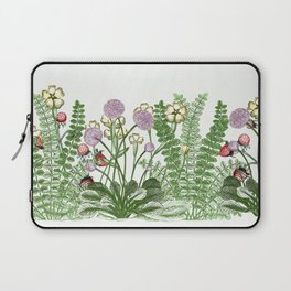 Medley of garden flowers part ii Laptop Sleeve
