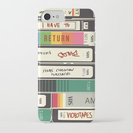 American Psycho iPhone Case
