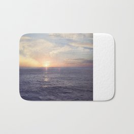 Dreamy Sunset Bath Mat
