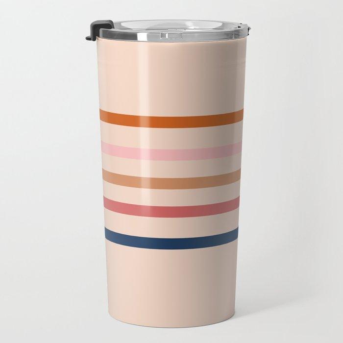 lines I Travel Mug