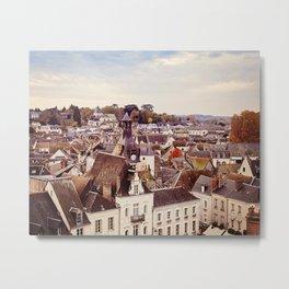 Amboise Metal Print