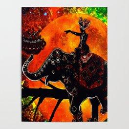 ELEPHANT ADVENTURE Poster