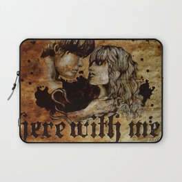 Here with me Laptop Sleeve