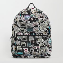STICKERMANIA Backpack