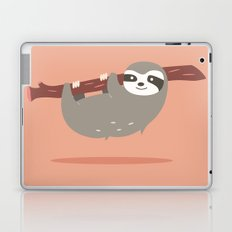 Sloth card - hello beautiful Laptop & iPad Skin